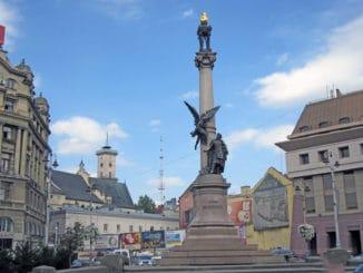 Ukraina - wycieczki