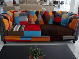 Czyszczenie tapicerki meblowej - krok po kroku